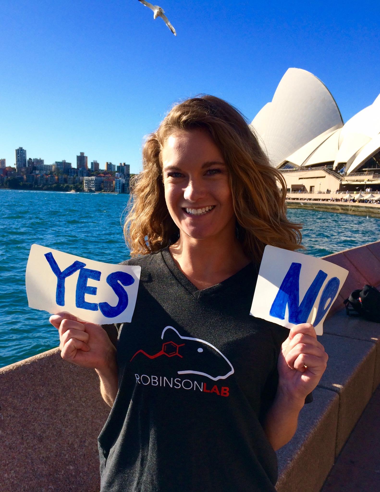 Charlotte Sydney Yes No