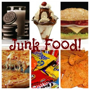 JunkFood Collage